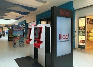 Iliad apertura negozio a Napoli