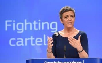 Margrethe Vestager contro Apple, Amazon e Google