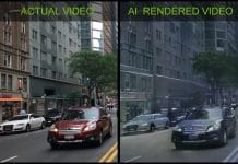 NVIDIA intelligenza artificiale e realtà virtuale creano video sulla vita
