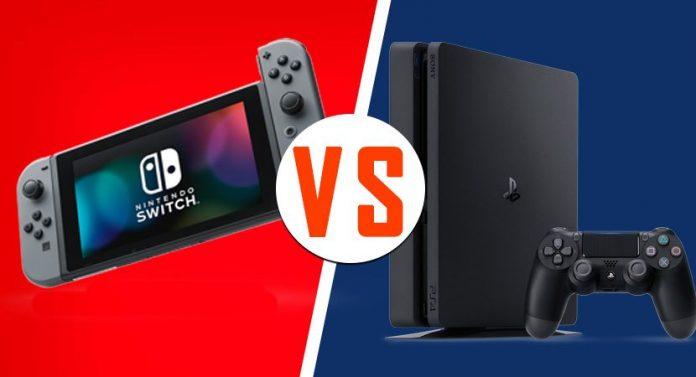 Nintendo Switch supera le vendite di PlayStation 4