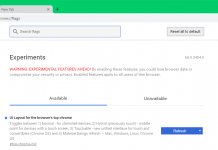 Nuova interfaccia Google Chrome criticata