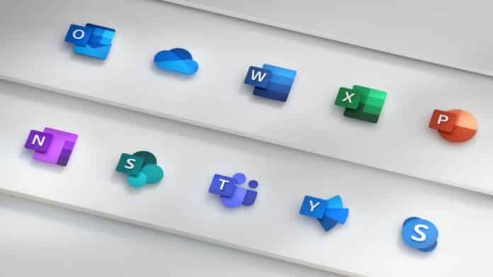Nuove icone Microsoft Office