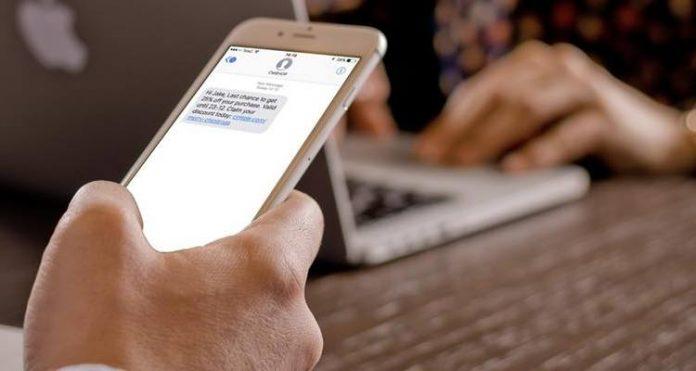 SMS supera Whatsapp e Telegram