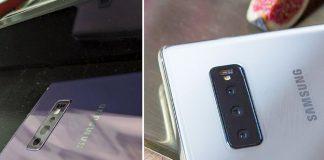 Samsung Galaxy S10+ foto leak