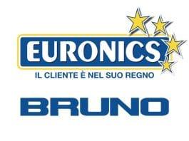 Sconti Euronics Bruno tecnologia