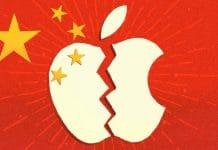 Vendita iPhone vietata in Cina