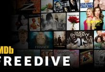 Amazon IMbd Freedive streaming gratis