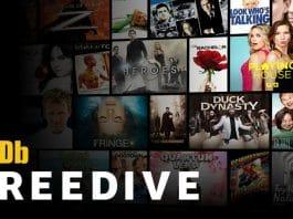 Amazon IMbd Freedive streaming gratis