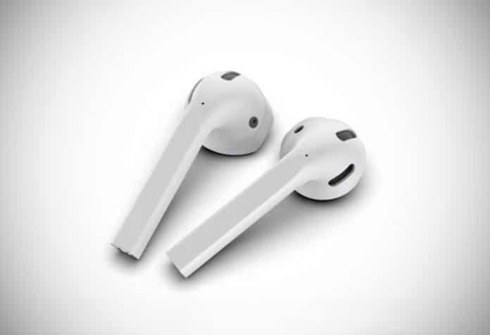 Apple AirPods 2 con Siri