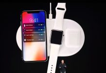 Apple AirPower uscita mese 2019