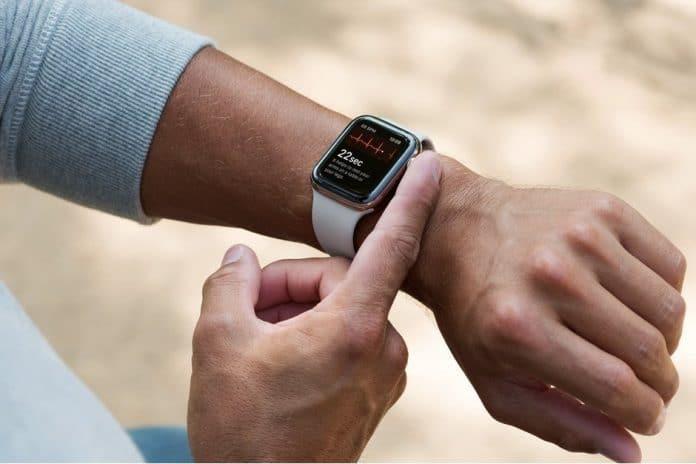 Apple Watch 4 salva vita a Barry Maden