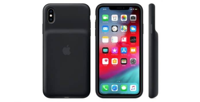 Apple cover con batteria per iPhone XS Max, XS e XR