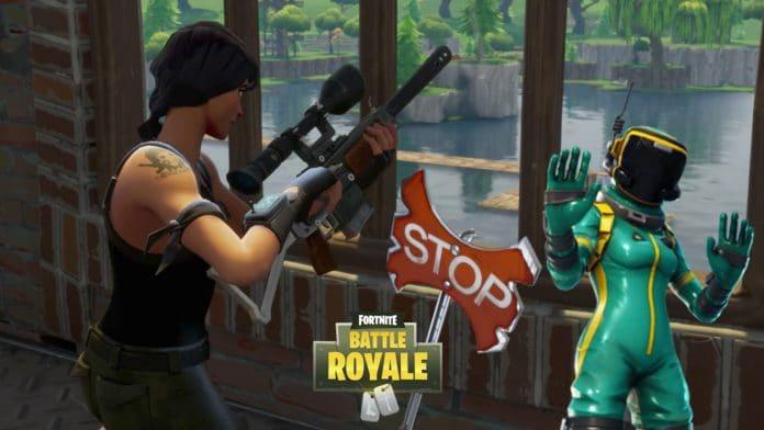 Epic Games ferma aggiornamenti Fornite prima degli esports