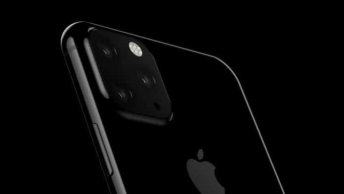Foto design Apple iPhone XI 2019
