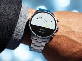 Google 40 milioni di dollari per smartwatch Fossil