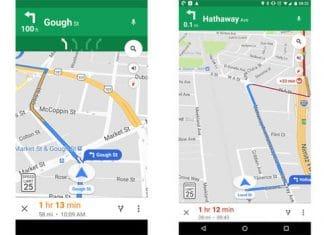 Google Maps aggiornamento Limite di velocità