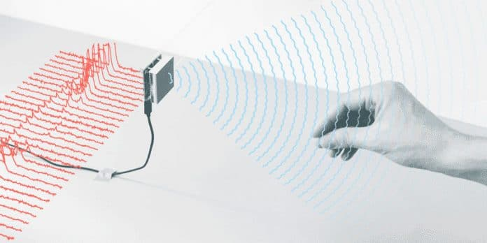 Google Project Soli spostare oggetti senza toccarli