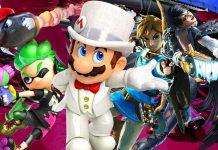 Migliori giochi Nintendo Switch 2018