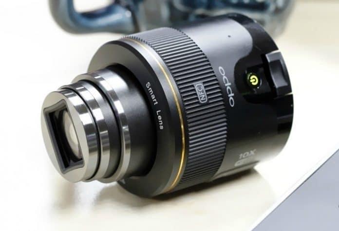 Oppo fotocamera 10x zoom
