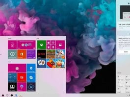 Windows 10 cambia colore April 2019 Update