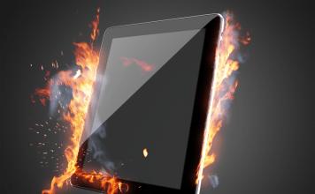 Badley Ireland muore a causa di iPad che scoppia