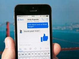 Cancellare messaggi su Facebook Messenger