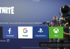 Fortnite come attivare cross platform PS4 Xbox One Switch