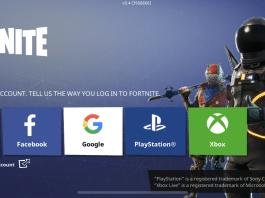 Fortnite come attivare cross platform PS4 Xbox One Switch