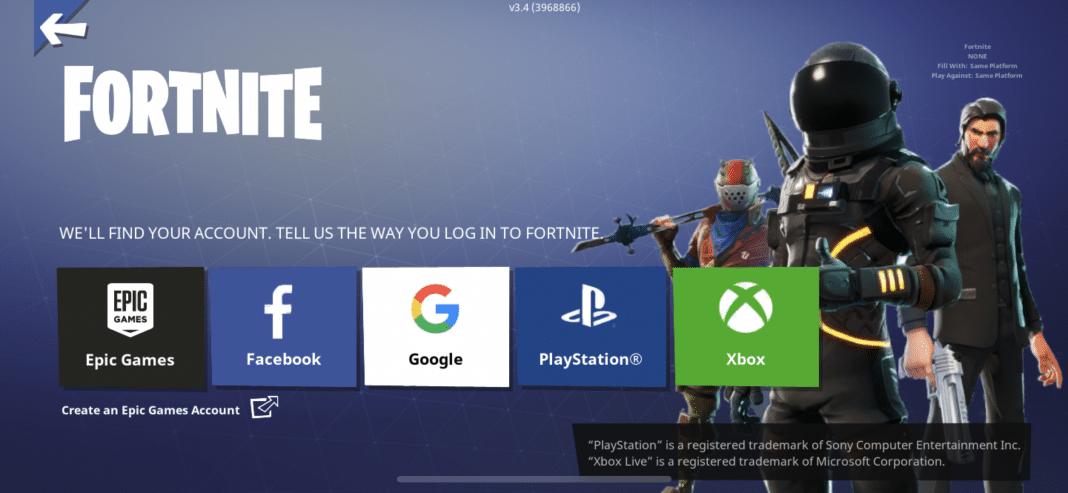 Fortnite, via al cross platform tra PlayStation 4, Xbox ...