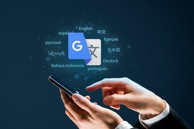 Google Assistant traduttore personale