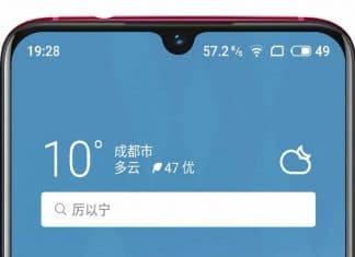 Meizu Note 9 data uscita