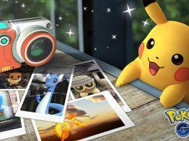 Pokèmon Foto GO in Realtà aumentata