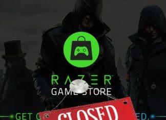 Razer Game Store chiude, come recuperare gli ordini