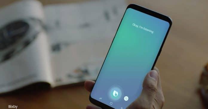 Samsung Bixby lingua italiana