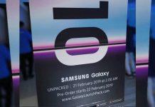 Samsung Galaxy S10 pre ordini 22 febbraio 2019