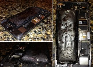 Samsung Galaxy S5 esplode in Florida