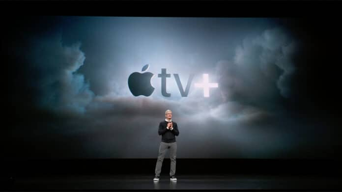 Apple TV+ non competerà con Netflix