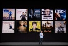 Apple TV streaming film serie TV