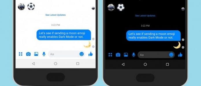 Attivare Dark Mode Messenger Facebook