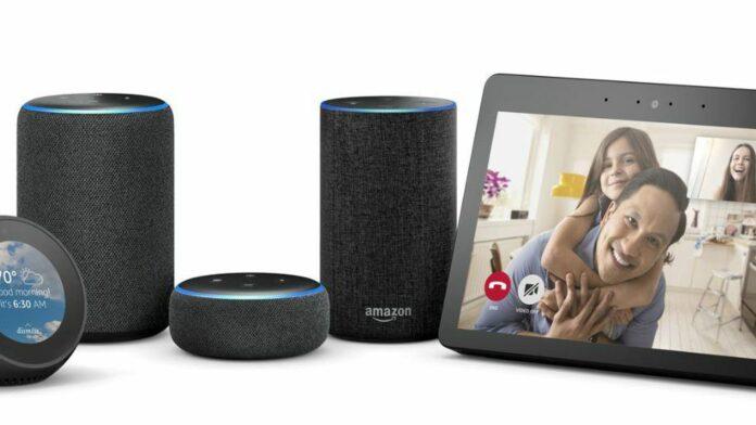 Chiamare Skype Amazon Alexa Echo