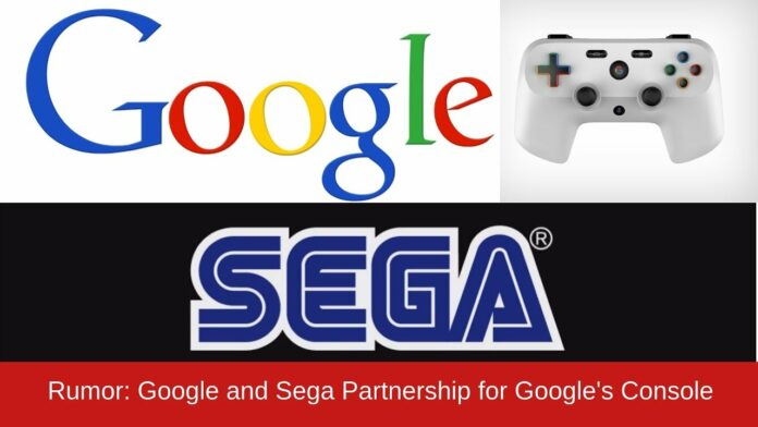 Google collaborazione SEGA Corporation