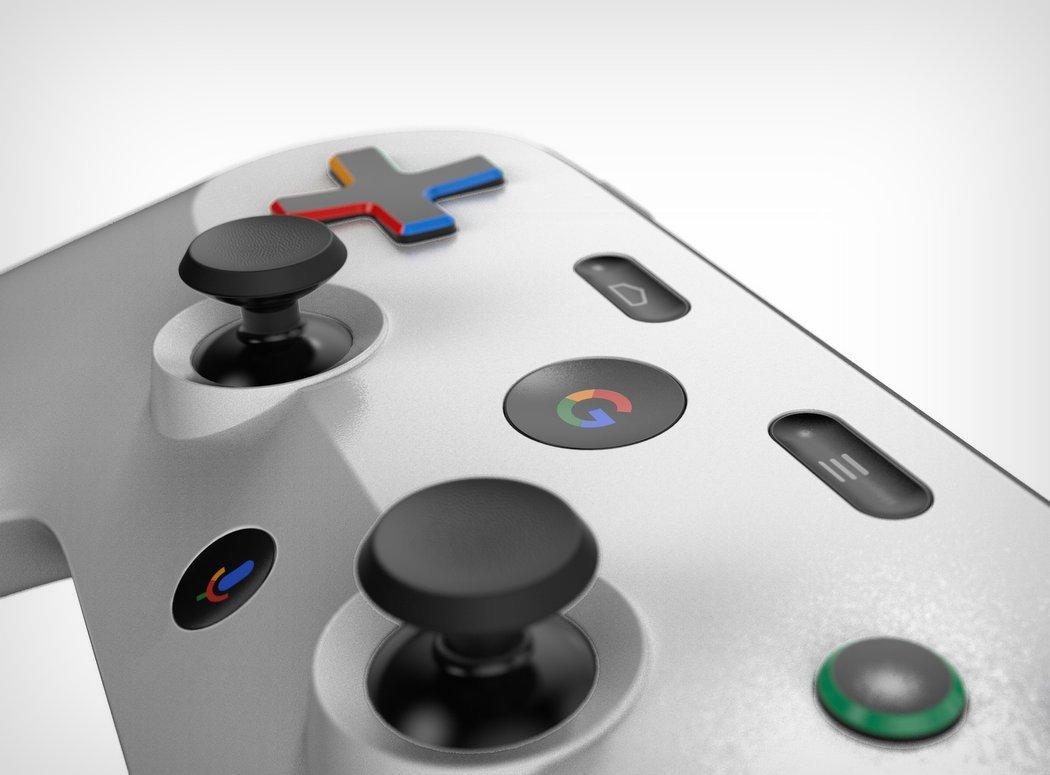 Mockup controller Google