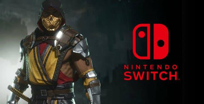 Mortal Kombat 11 Nintendo Switch maggio 2019