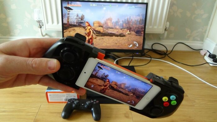 PlayStation 4 Remote Play iPhone iPad