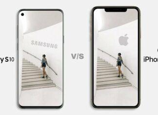 Samsung Galaxy-S10 più richiesto di iPhone