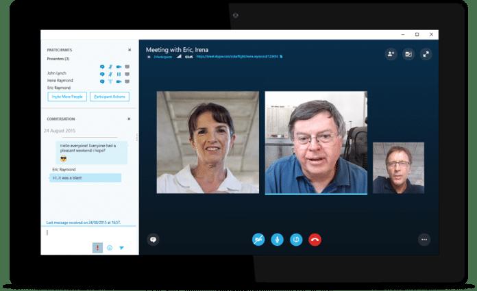 Skype for Web videochiamate HD registrazione chiamate