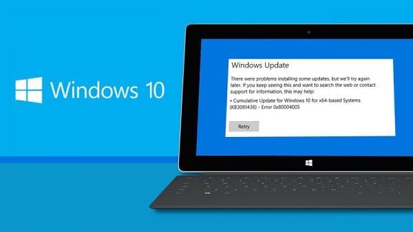 Windows 10 blocca bug aggiornamenti