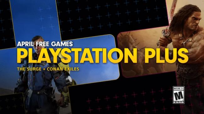 playstation plus giochi aprile 2019