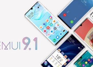 EMUI 9.1 utenti beta tester Huawei