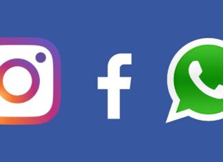 Facebook, Instagram e Whatsapp down